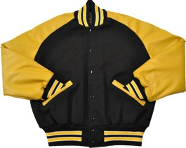 Raglan Award Jacket